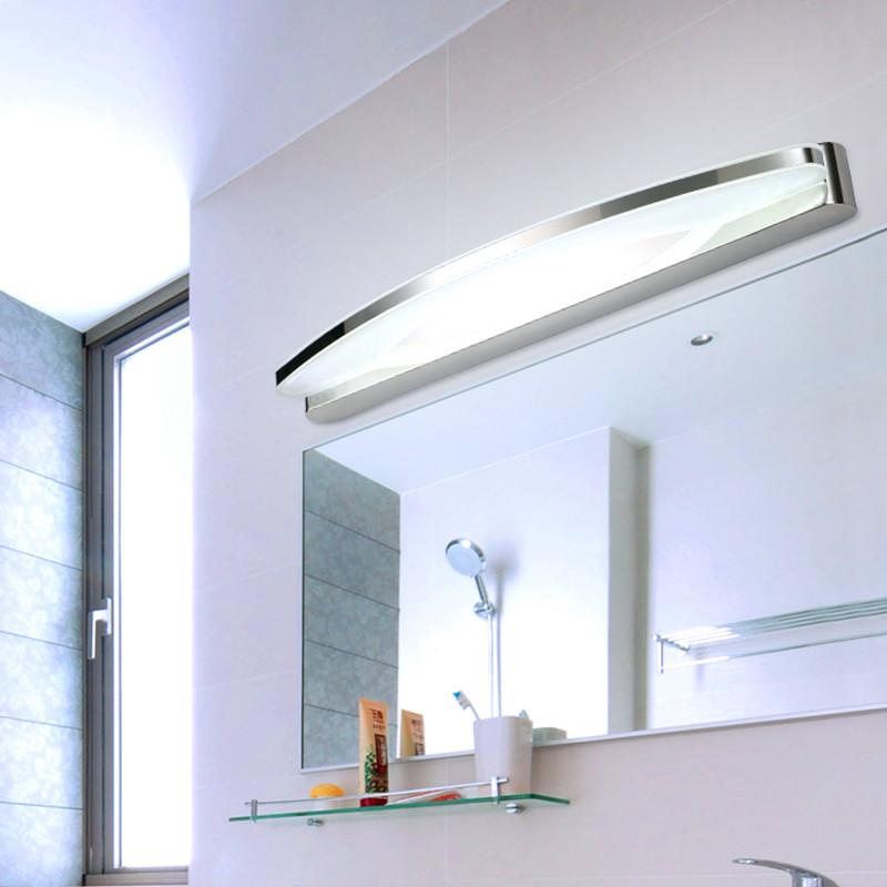 W waterproof pannel lamp modern makeup dressing room