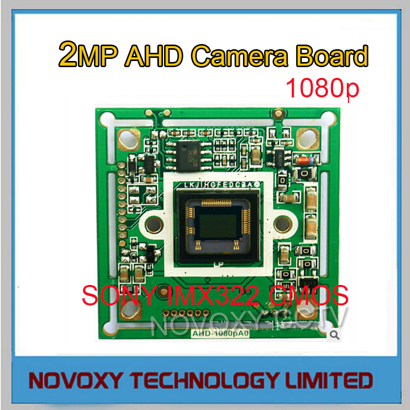 DIY 3000TVL AHD 2MP  1080P SONY IMX225 CMOS+2441H DSP Analog CCTV PCB Board Camera Module  Free Shipping<br><br>Aliexpress