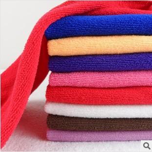 Towel 100% cotton washcloth terry soft and comfortable towel bath&beach towel Kitchen towel squareinto 35*75cm(China (Mainland))