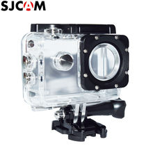 New Version Original SJCAM SJ4000 Series Waterproof Case Under Water 30M for SJCAM Action Camera SJ4000Plus SJ4000Wifi SJ4000