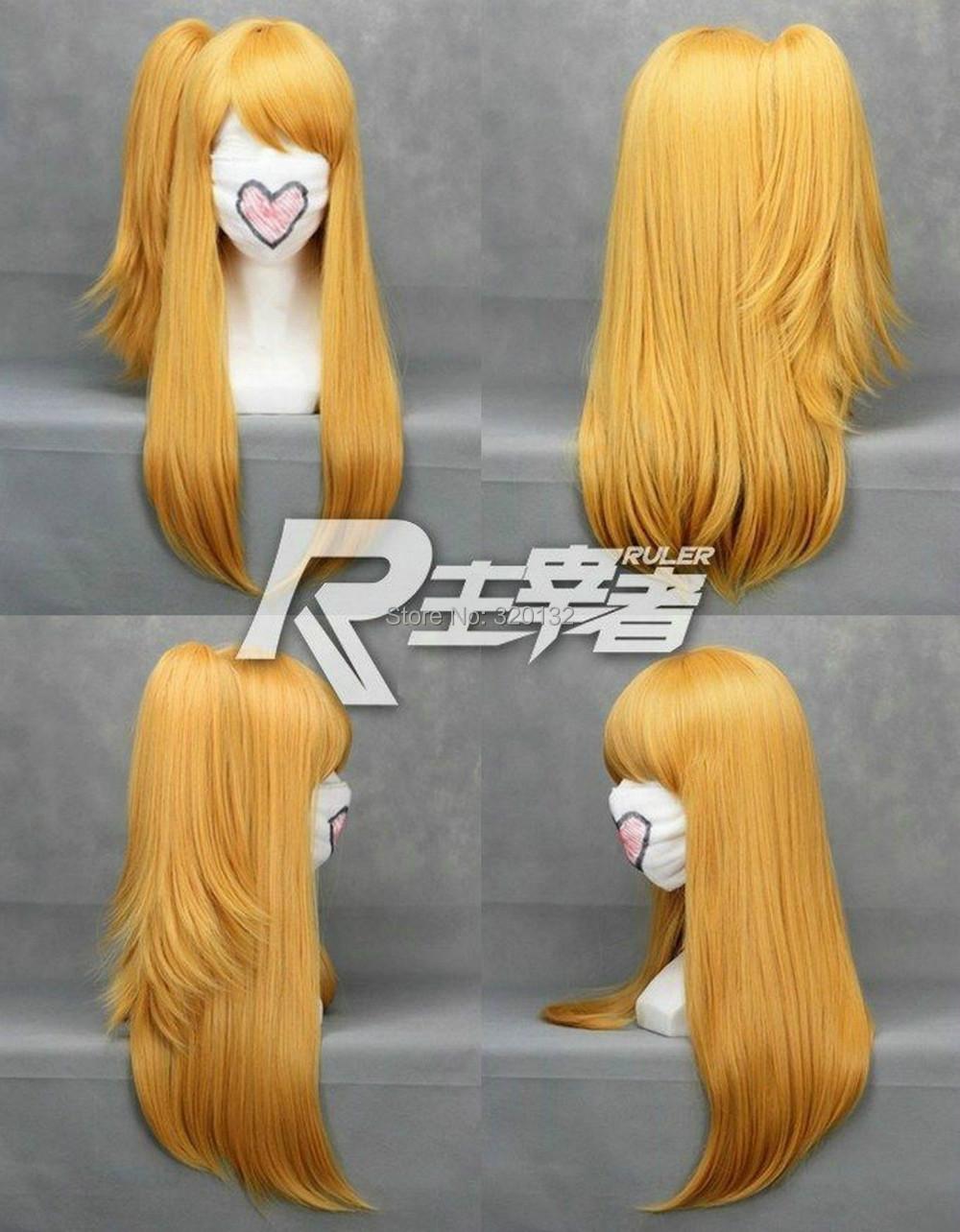 Lucy Heartfilia Cosplay Wig Heartfilia Cosplay Wig