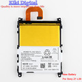 100 Original KIKI Battery For SONY Xperia Z1 L39H C6903 L39T L39U C6902 L39H Replacement Mobile