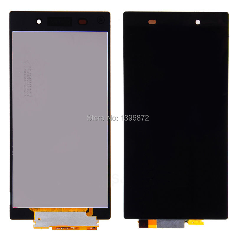 For Sony Xperia Z1 L39h C6902 C6906 Full LCD Display Screen Panel + Touch Screen Digitizer Glass Assembly Replacement