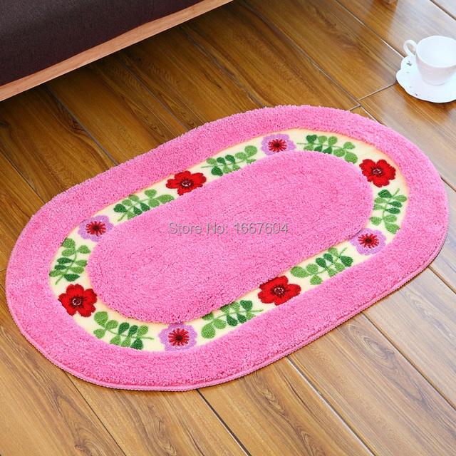Aliexpress com  Koop massief mat mooie ovale dikker tapijt shaggy tapijt voor woonkamer badkamer
