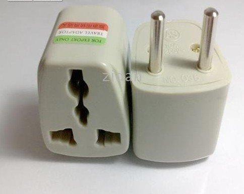 AC adapter US/AU/UK to EU AC Power Plug Travel Converter Adapter