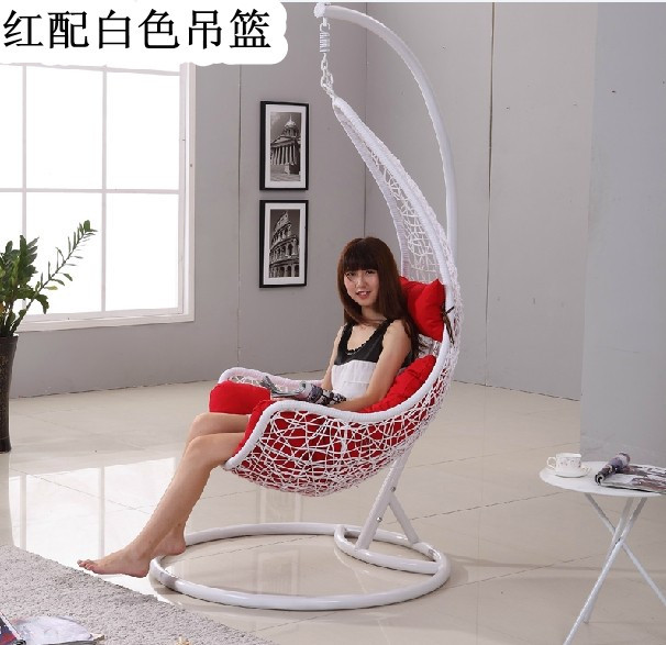 Factory direct indoor leisure outdoor wicker chairs rocking cradle swing chair hanging chairs balcony chairs nest Guangdong(China (Mainland))