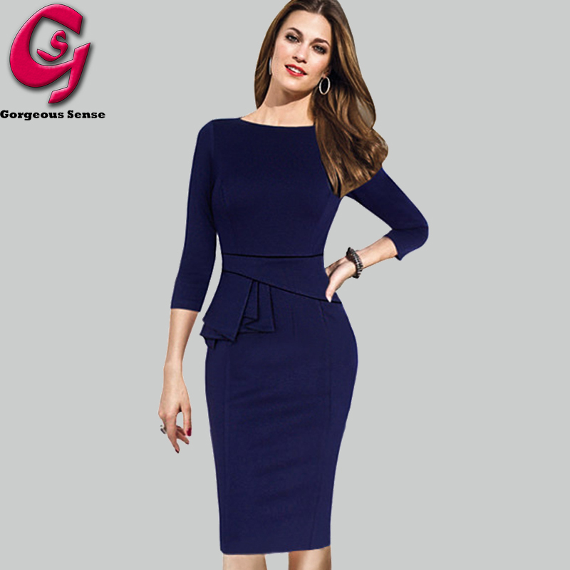 Popular Trendy Work Clothes for Women-Buy Cheap Trendy Work ...