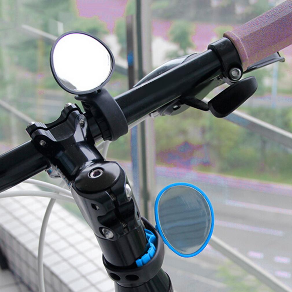 Новый поворотный велосипедов дорожных велосипедов вернуться просмотр выпуклый зеркальное стекло заднего вида бесплатная доставка