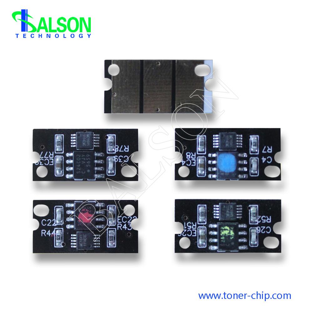 Compatible toner chip for Konica Minolta magicolor 8650 reset color laser printe cartridge chip(China (Mainland))