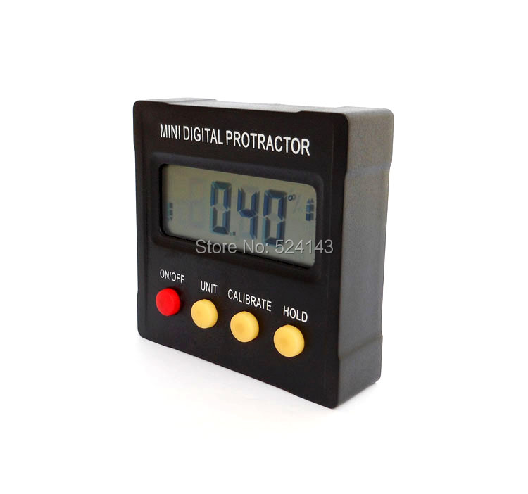 Degree Angle Finder 90 Degree Lcd Angle Finder