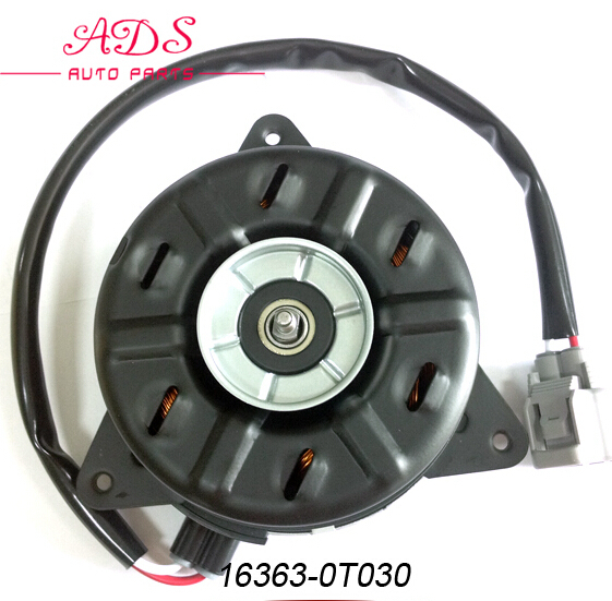 Air conditioner fan motor for toyota corolla oem 16363 for Air conditioner motor price