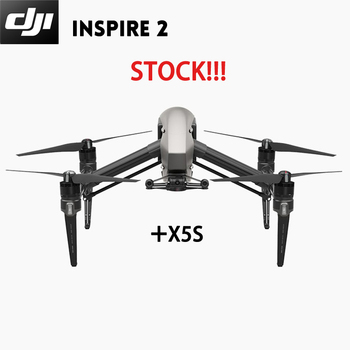 Stock!!! DJI Inspire 2 Drone FPC RC Quadcopter with 4K Video 100%original DJI Drone Intelligent Flight Modes with a Zenmuse X5S