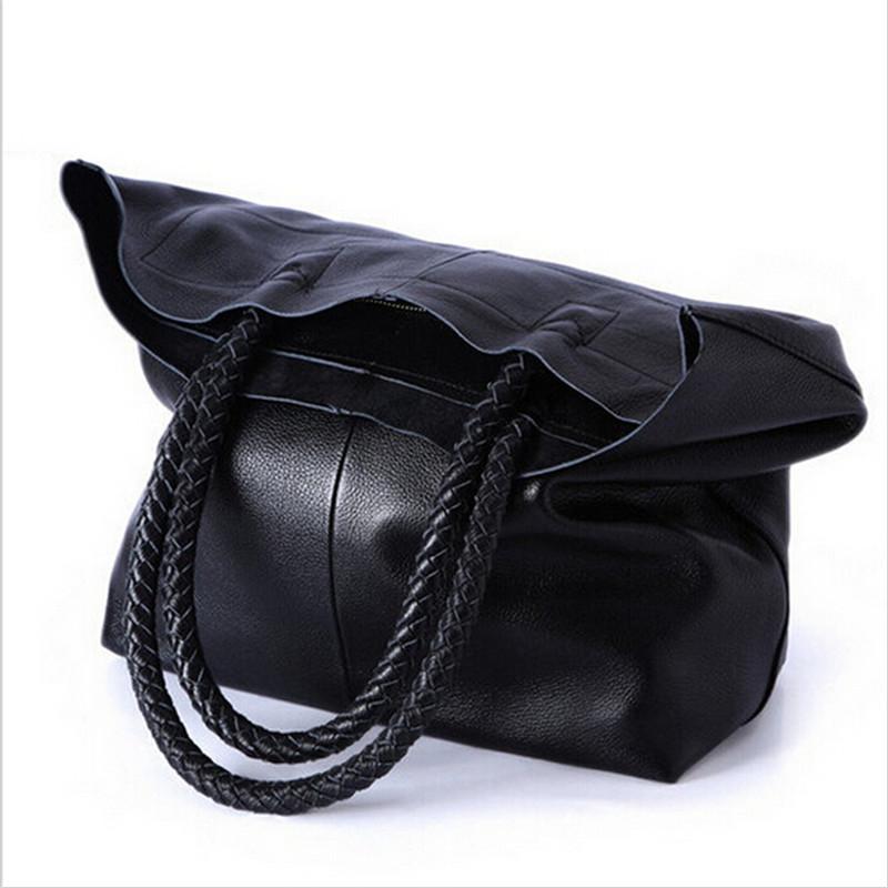 Schoudertassen Aliexpress : Kopen wholesale grote bruin lederen tas uit china