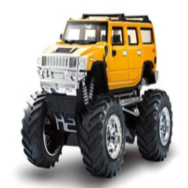 SUV Electric RC Vibration Hummer Truck SUV Radio Remote Control Car Toy with Led light Hummers Trucks b c Free(China (Mainland))