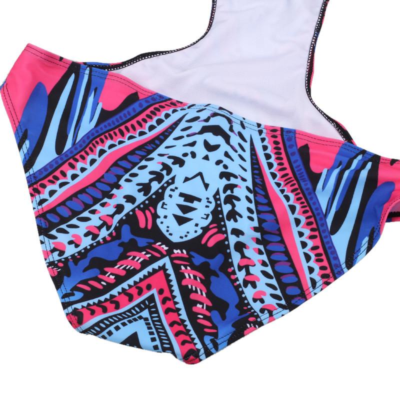 2016 Maiô Feminino Com Bojo Estampado Moda Praia Em Trend