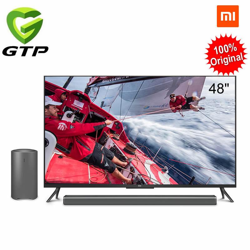 100% Original Xiaomi TV 2S 48 Inch 48 Real 4K 3840*2160 Ultra HD Quad Core Household TV<br><br>Aliexpress