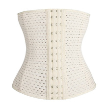 Women Hot Body Shaper Slim Waist Tummy Belt Waist Cincher Underbust Control Corset Waist Trainer Slimming Belt Shaper S-3XL(China (Mainland))