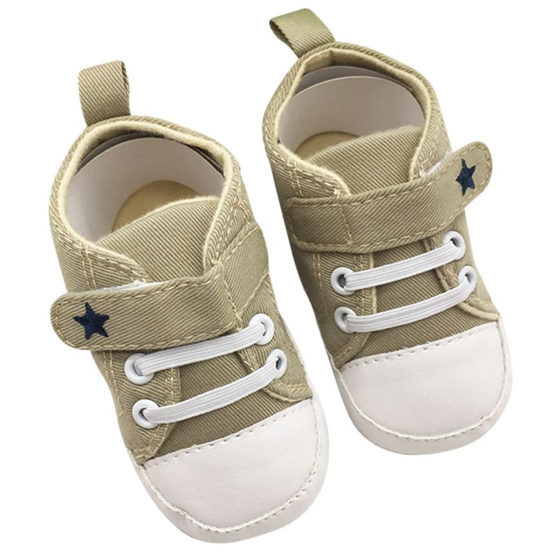 Cute Infant Toddler Baby Boy Girl Soft Sole Shoes Kids Sneaker Newborn 0-18Months