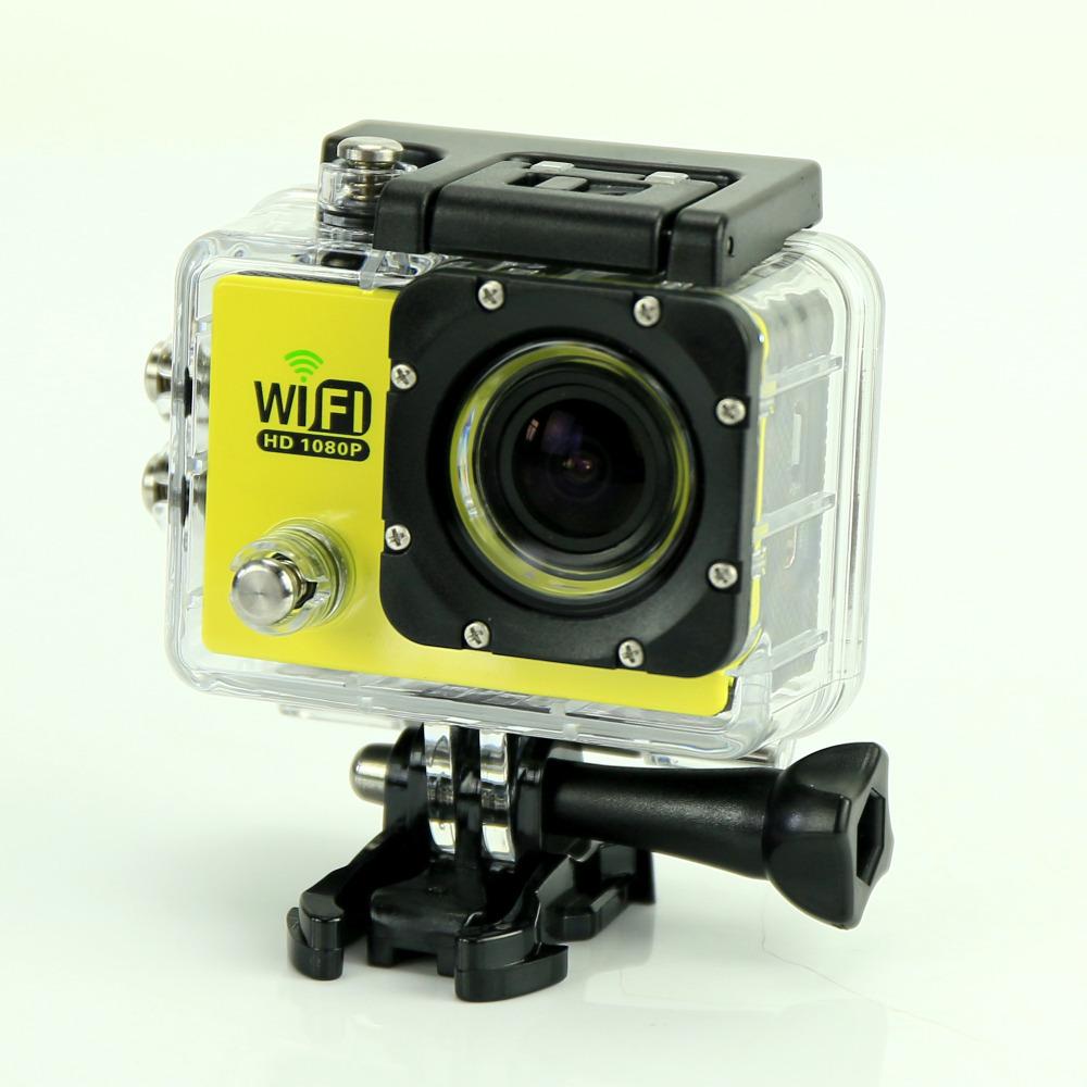 Original SJ6000 Brand Action Camera Waterproof Camera WIFI 32GB 2.0LTPS 1080P Full HD Helmet Camera Underwater Sports DV Video(China (Mainland))