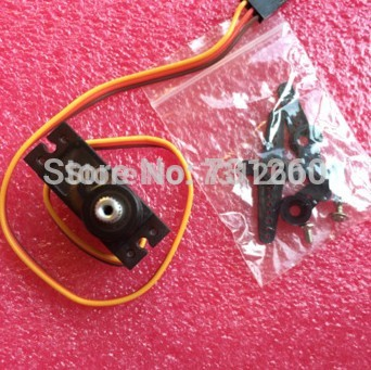 Free Shipping 10pcs/lot Metal gear Digital MG90S 9g Servo Upgraded SG90 For Rc Helicopter plane boat car MG90 9G(China (Mainland))