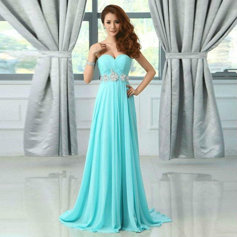 Online get cheap sleek prom dresses for Long sleek wedding dresses