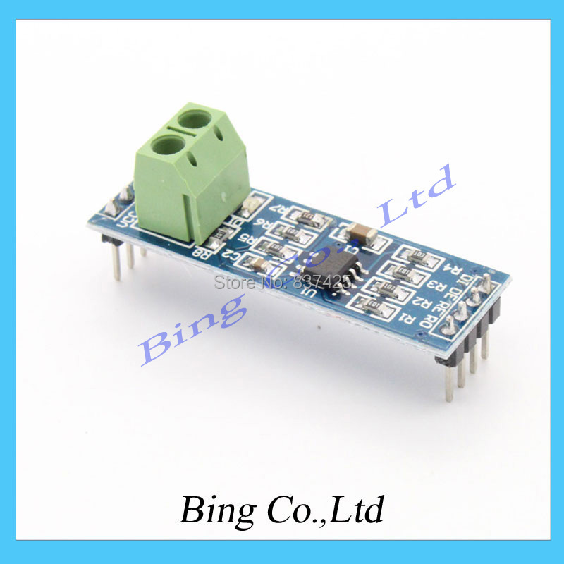 TTL to RS485 Module for Arduino(China (Mainland))
