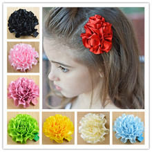 Hairpin Flower Hair Clip Baby Girl Headdress Clips for Hair Accessories Infant Children Accessories Bobby Pins