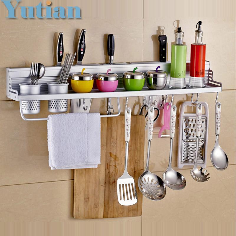 Keuken Rek Kopen : Keuken Opslag Houders & Rekken Keuken plank Houder Tool Aroma Rek YT