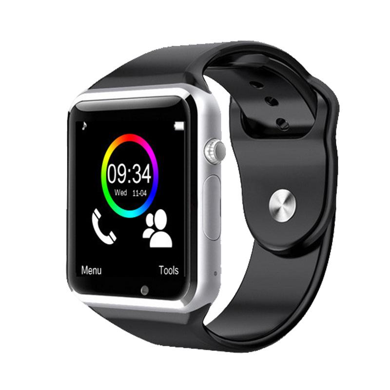 2016 men women a1 wristwatch bluetooth smart watch for android sport