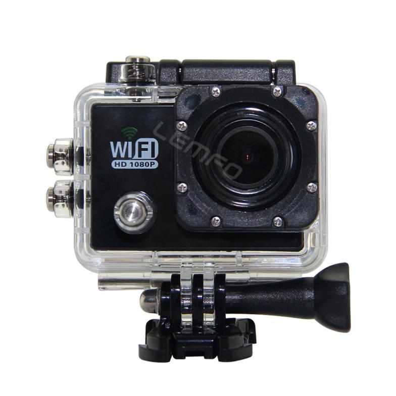 Фотокамеры и Аксессуары Lemfo WiFi HD 1080P 30 /dv DVR GoPro 2015 sj6000 action camera lemfo wifi hd 1080p dv 30 gopro dv dvr xiaomi yi ccz acc 2208m