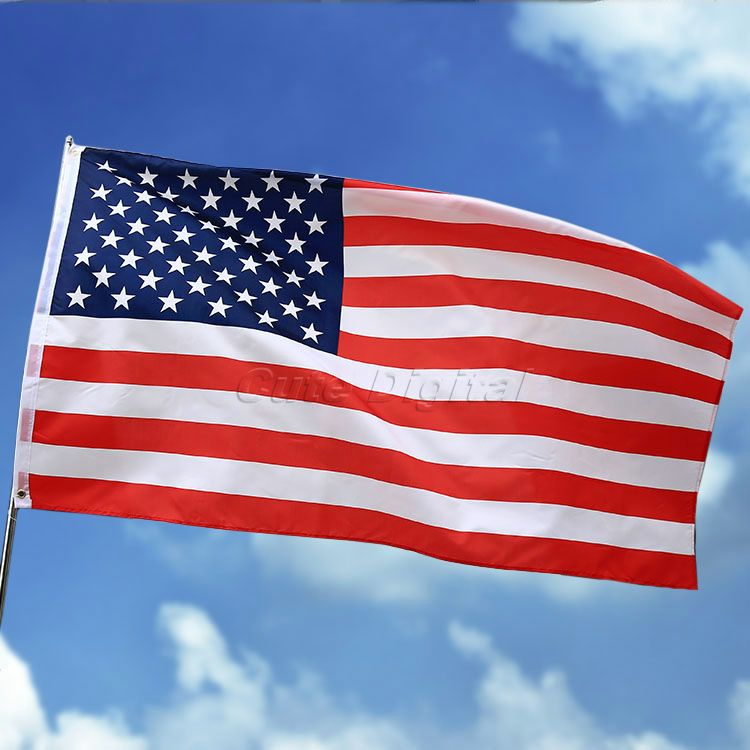 American flag car flag promotion achetez des american flag for Fenetre 90x150