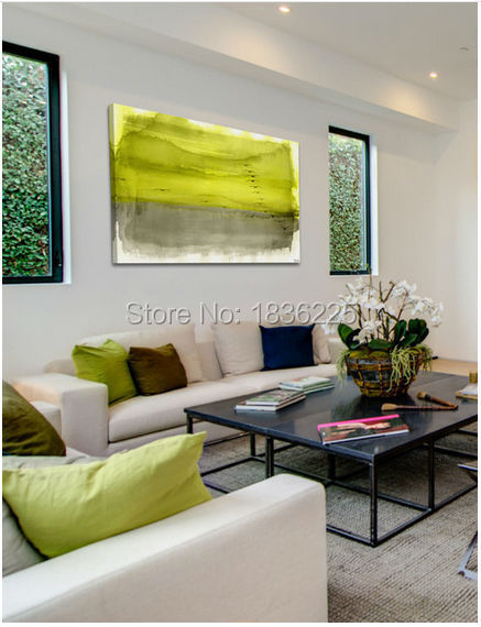 watercolor canvas art work contemporary paintings art modern oil paintings beautiful Canvas Oil Painting for moedrn house(China (Mainland))
