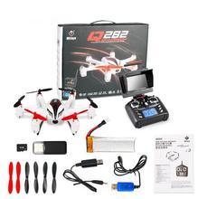 RC Hexacopter WLtoys Q282-G Q282-J Q282 6-Axis Gryo 5.8G FPV 3D Roll Drone with 2MP Camera RTF 2.4GHz Drop shipping