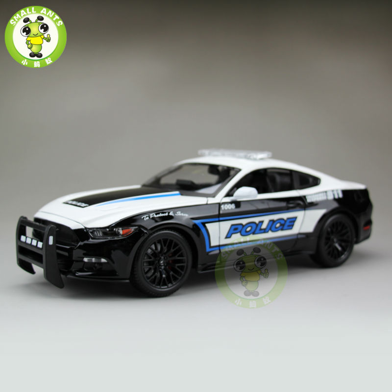 1:18 Ford Mustang GT Car diecast car model for gifts collection hobby(China (Mainland))