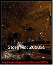 nuova luce simulication starfield romantico celestial proiettore della stella luci astrostar astro stella laser proiettore cosmo lampada(China (Mainland))