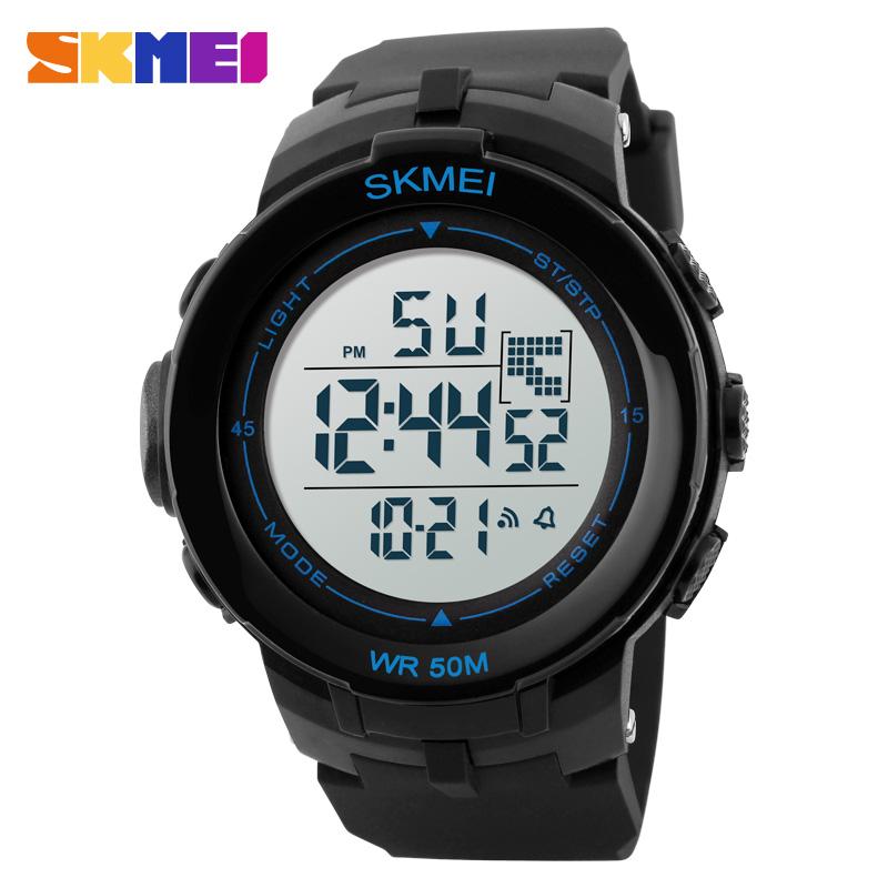SKMEI Men's Watches Outdoor Waterproof Multifunction Sport Pioneer Digital Watch Fashion Style Men Dress Military LED Wristwatch(China (Mainland))