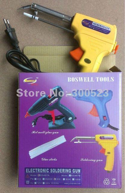 Soldering gun, North American standard electrical plug.110V-120V. 40W.1pcs/lot, free shipping