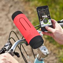 [US-Direct] Zealot S1 Bluetooth Speaker 20 Hours Play Wireless Sports Speaker Waterproof Power Bank Flashlight+Carabiner