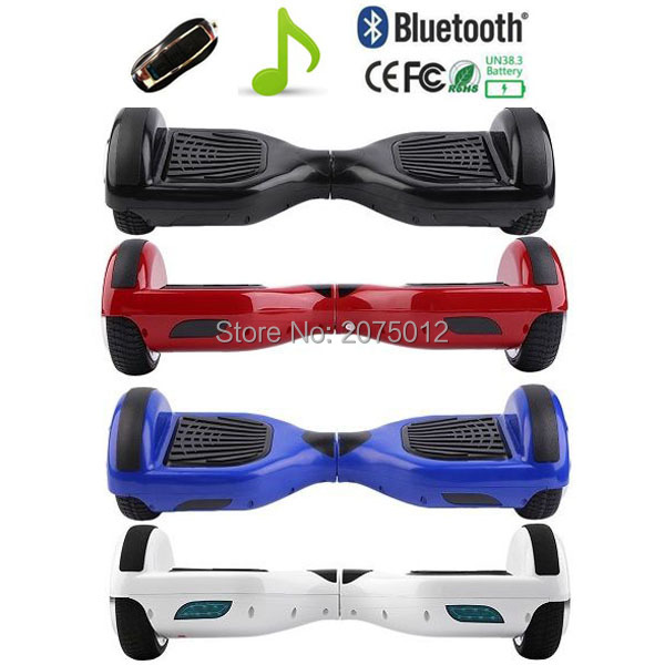 Smart Bluetooth Hoverboard 8 Inch Self Balancing Scooter Remote Led Lights 2 Wheel Oxboard Hover Board Skate Eletrico Pizarra(China (Mainland))