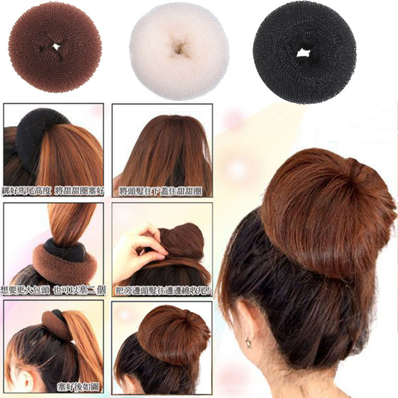 Buying Format. see all. All Listings. Auction. Buy It Now. Item Location. see all. Hair Donut Bun Maker Ring Style French Mesh Chignon Ballet Dance Sock Bun Updo. Brand New. $ Buy It Now. Fashion Women Twist Hair Bun Maker Donut Styling Braid Holder Quick & Fast Pin. Brand New · Unbranded. $ Buy It Now. Free Shipping.