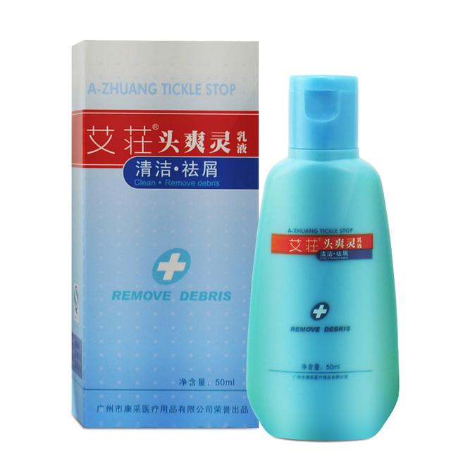 Медицина рецепт анти-волосы losshair кожи головы шампунь профессиональный уход за ...