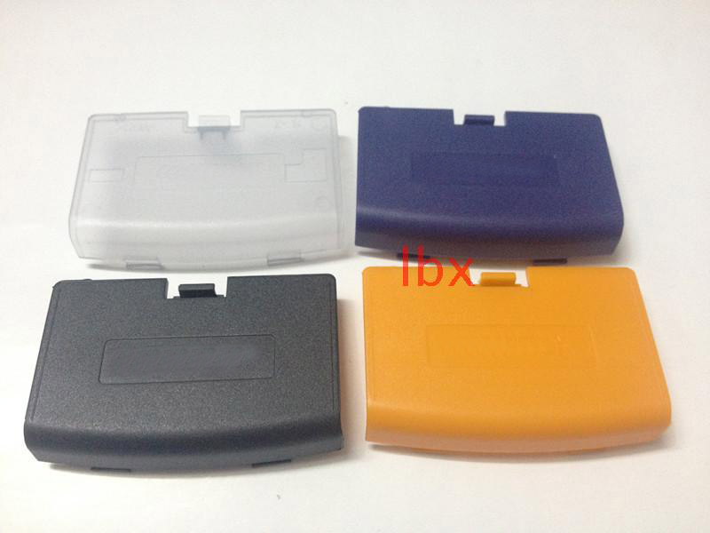 Battery Pack Back Door Cover Case Shell Box Replacement for GBA 4 colors to choose<br><br>Aliexpress
