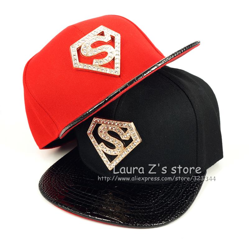 2015 New Adjustable men women MLB Hip Hop Super Man Diamond Sport Snapback Caps Monkey Baseball Caps basketball Hats(China (Mainland))
