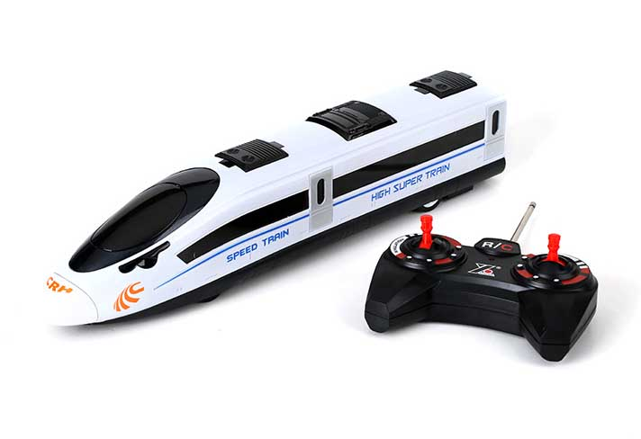 harmony Children's toy train rechargeable electric train toy trains large high-speed model boy(China (Mainland))