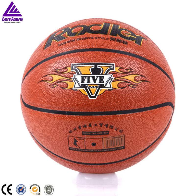 2016 Outdoor Sports Basketball  Adler basketball 7 Free With Net Bag and ball Needle