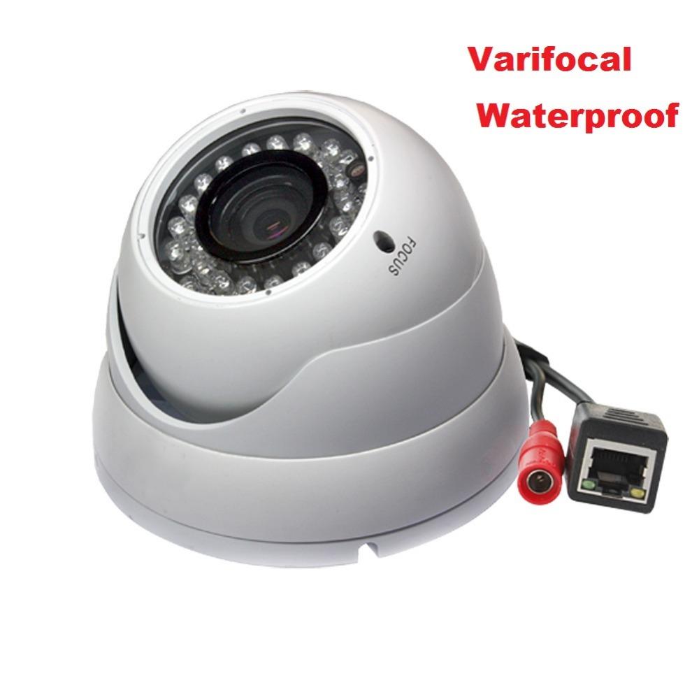 1.0 megapixel IR security ip dome camera web camera 3.5-8mm 4-9mm lens ELP-IP5100VD<br><br>Aliexpress