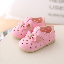 New arrival baby shoes high quality cute shoes for baby summer fashion designer soft shoes kids(China (Mainland))