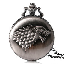 watch men of honor online shopping the world largest watch men of fashion stark honorable crest winter is coming pocket watch steampunk men women fob clock relogio de bolso 2016 online