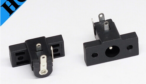 100 pcs lot 3 pin plug DC power socket<br><br>Aliexpress