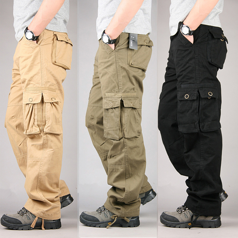 Popular Men Cargo Pants Baggy-Buy Cheap Men Cargo Pants Baggy lots ...